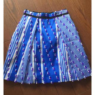 カルヴェン(CARVEN)のCARVEN個性スカート(ミニスカート)