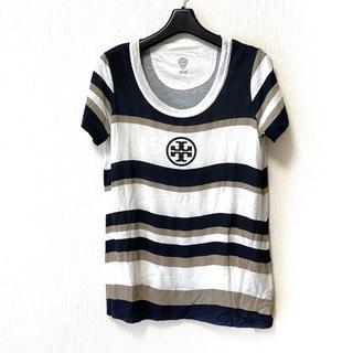 トリーバーチ(Tory Burch)のトリーバーチ 半袖Tシャツ サイズS -(Tシャツ(半袖/袖なし))