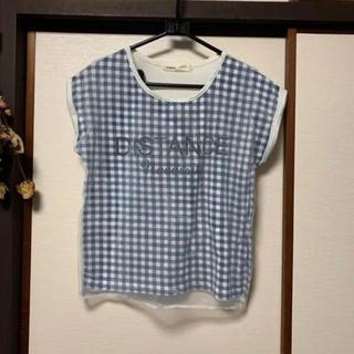 アズノウアズ(AS KNOW AS)のAS KNOW AS(Tシャツ(半袖/袖なし))
