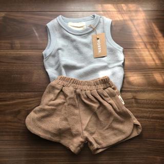 Caramel baby&child  - worrn ノースリーブトップス