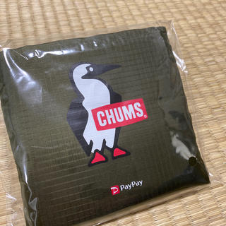 CHUMS - CHUMS エコバッグ セブンイレブン