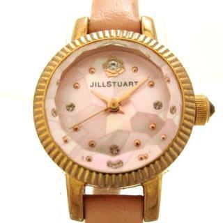 ジルスチュアート(JILLSTUART)のジルスチュアート 腕時計 VC01-0190(腕時計)