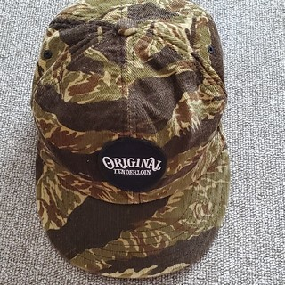 テンダーロイン(TENDERLOIN)のTENDERLOIN テンダーロイン オリジナルキャップ カモ CAP(キャップ)