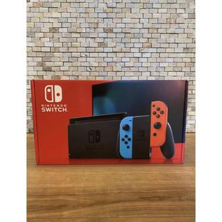 ニンテンドースイッチ(Nintendo Switch)のNintendo Switch スイッチ Joy-Con(L)/(R) ネオン(家庭用ゲームソフト)