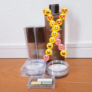 MUJI (無印良品) - 無印良品 化粧水・美容液・メイク用品セット