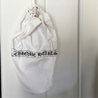 クロムハーツ(Chrome Hearts)の☆最終お値下げ☆CHROME HEARTS ランドリーリュック 布製バッグ(バッグパック/リュック)