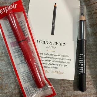 セフォラ(Sephora)のespoir Lord&Berry ブラック アイライナー 韓国コスメ(アイライナー)