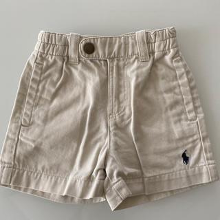 ポロラルフローレン(POLO RALPH LAUREN)のポロラルフローレン 半ズボン 80 ポケット有(パンツ)