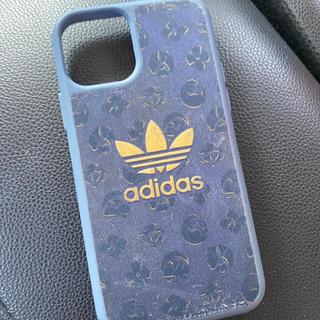 アディダス(adidas)のiPhone11proケースadidas(iPhoneケース)