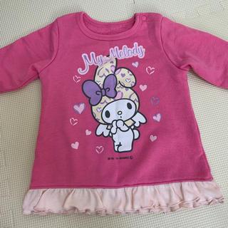マイメロディ(マイメロディ)のマイメロディ/Tシャツ/ピンク(Tシャツ/カットソー)