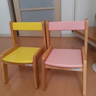 ヤマトヤ(大和屋)のnorsta 大和屋 キッズチェア 椅子 セット(その他)