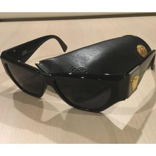 ジャンニヴェルサーチ(Gianni Versace)の値下げ価格変更 ジャンニヴェルサーチ ヴィンテージサングラス メデューサロゴ(サングラス/メガネ)