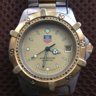タグホイヤー(TAG Heuer)のTAG HEUER プロエッショナル(腕時計(アナログ))