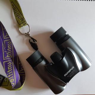 オリンパス(OLYMPUS)の【美品!】OLYMPUS 双眼鏡(その他)