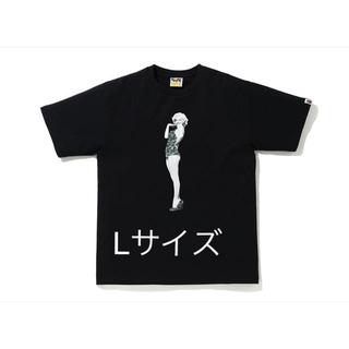 アベイシングエイプ(A BATHING APE)のBAPE X MARILYN MONROE TEE #1  (Tシャツ/カットソー(半袖/袖なし))
