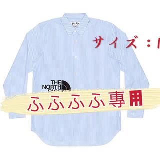 コムデギャルソン(COMME des GARCONS)のCDG PLAY THE NORTH FACE(Tシャツ(長袖/七分))