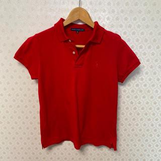 ラルフローレン(Ralph Lauren)の✴️美品✴️ラルフローレンゴルフ✴️レディース✴️赤✴️半袖ゴルフウェア(ウエア)