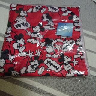 ミッキーマウス(ミッキーマウス)のミッキーマウス マイクロファイバー バスタオル(タオル/バス用品)