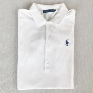 ラルフローレン(Ralph Lauren)の《美品》ラルフローレン レディースポロシャツ(ポロシャツ)