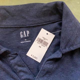 ギャップ(GAP)の【タグ付き新品】GAPポロシャツ【3,990円】(ポロシャツ)