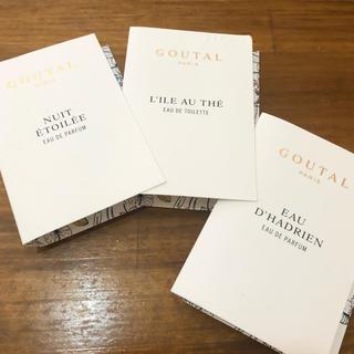アニックグタール(Annick Goutal)のGoual paris グタール香水3種(香水(女性用))