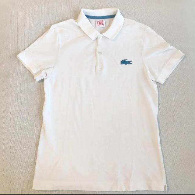 LACOSTE(ラコステ)のラコステLIVE メンズポロシャツ メンズのトップス(ポロシャツ)の商品写真