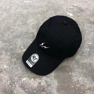 フラグメント(FRAGMENT)の47 Brand x FRAGMENT 新品 キャップ 刺繍  男女兼用rag(キャップ)