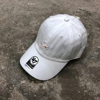 フラグメント(FRAGMENT)の47 Brand x FRAGMENT 新品 キャップ 刺繍 男女兼用(キャップ)