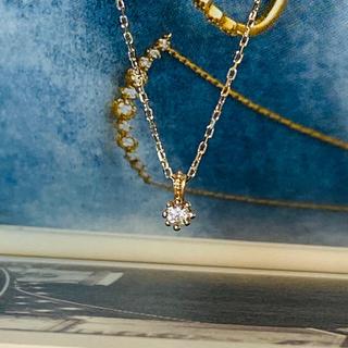 ノジェス(NOJESS)の美品 ノジェス ダイヤモンドネックレス NOJESS(ネックレス)
