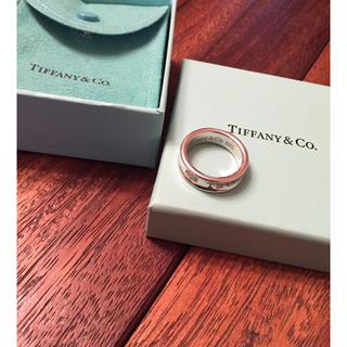 ティファニー(Tiffany & Co.)のティファニー 1837リング(リング(指輪))