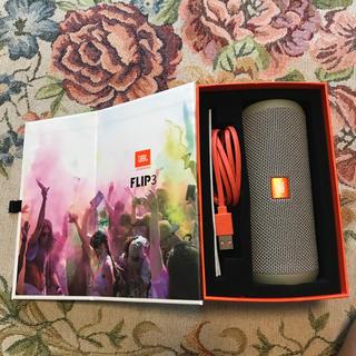フリップ(Flip)のJBL flip3 (Bluetooth防水スピーカー)(スピーカー)