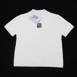 アレキサンダーワン(Alexander Wang)のAlexanderWang アレキサンダーワン tシャツ Mサイズ ホワイト(Tシャツ(半袖/袖なし))