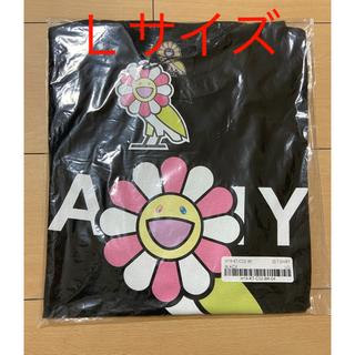 新品 OVO X MURAKAMI T-SHIRT 村上隆 L(Tシャツ/カットソー(半袖/袖なし))