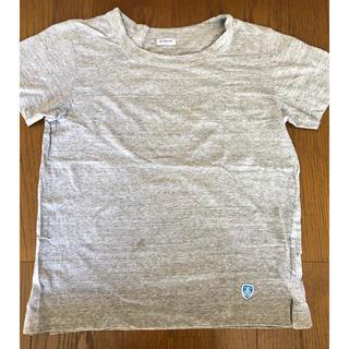 オーシバル(ORCIVAL)の売り切り価格!オーシバル♦︎ORCIVAL♦︎杢グレー霜降り(Tシャツ(半袖/袖なし))