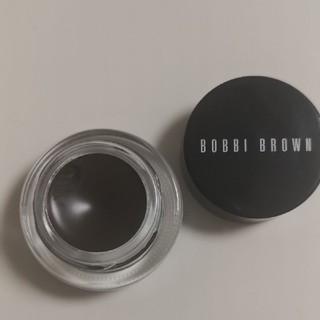 ボビイブラウン(BOBBI BROWN)のボビイブラウン ボビーブラウン 07エスプレッソ ロングウェアジェルアイライナー(アイライナー)