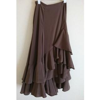 チャコット(CHACOTT)のフラメンコスカート(ロングスカート)
