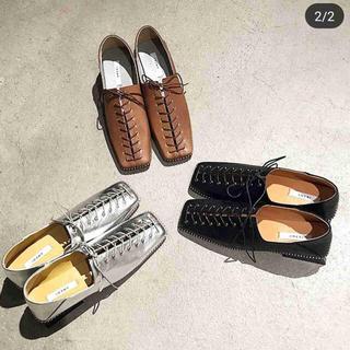 アメリヴィンテージ(Ameri VINTAGE)のAmeri ローファー サンダル(ローファー/革靴)