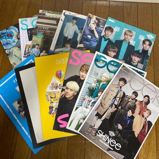 シャイニー(SHINee)のSHINee ファンクラブ会報 seek(K-POP/アジア)