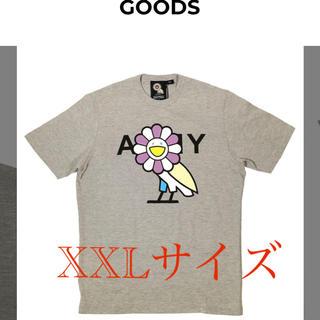 OVO X MURAKAMI T-SHIRT(HEATHER)XXL 村上隆(Tシャツ/カットソー(半袖/袖なし))