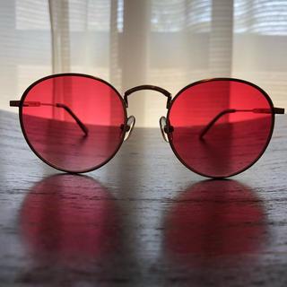 スライ(SLY)のSLY CRAP コラボ サングラス ラウンドメタル(サングラス/メガネ)