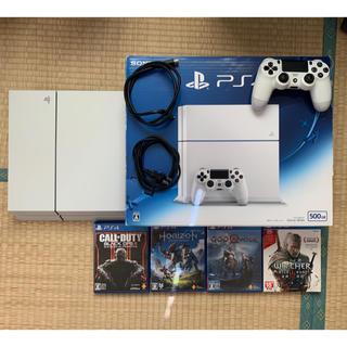 プレイステーション4(PlayStation4)のSONY PlayStation4 本体 CUH-1200AB02(家庭用ゲーム機本体)