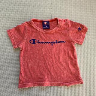 チャンピオン(Champion)のベビー服 Baby  チャンピオンTシャツ サイズ70   (Tシャツ)