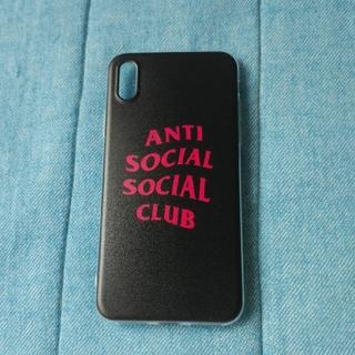 anti iPhone X用シリコンカバー