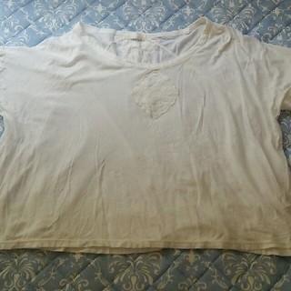 ジーナシス(JEANASIS)のジーナシス カットソー(Tシャツ/カットソー(半袖/袖なし))