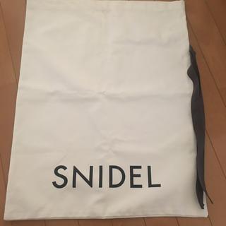 スナイデル(snidel)のsnidel 巾着(その他)