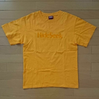 ハイドアンドシーク(HIDE AND SEEK)のHIDE AND SEEK Logo Tee(Tシャツ/カットソー(半袖/袖なし))