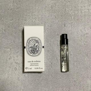 ディプティック(diptyque)のdiptyque  EAU ROSE 2ml(ボディローション/ミルク)