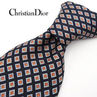 ディオール(Dior)のクリスチャンディオール DIOR ネクタイ 柄物 Christian Dior(ネクタイ)