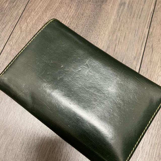 WHITEHOUSE COX(ホワイトハウスコックス)のホワイトハウスコックス メンズのファッション小物(折り財布)の商品写真