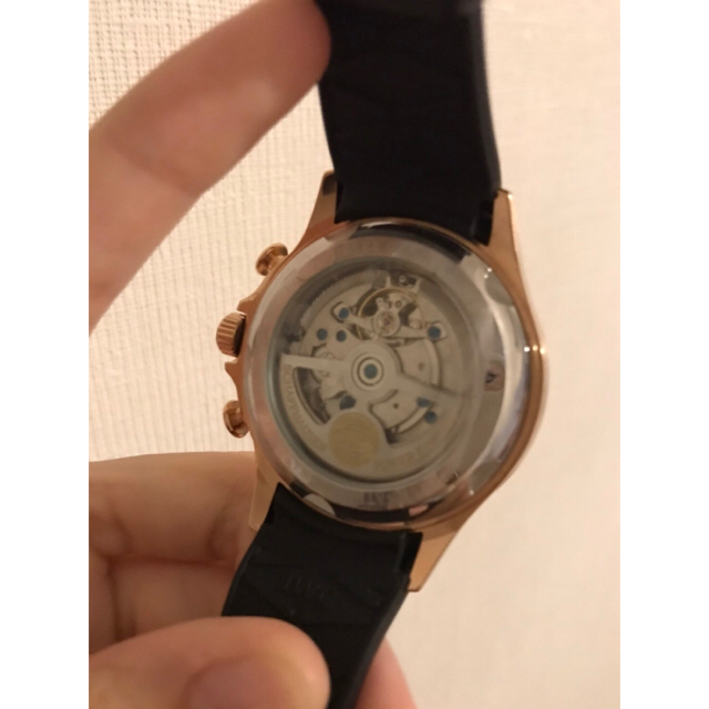 IWC(インターナショナルウォッチカンパニー)のハイクオリティ! ヨットクラブ ポルトギーゼ メンズの時計(腕時計(アナログ))の商品写真